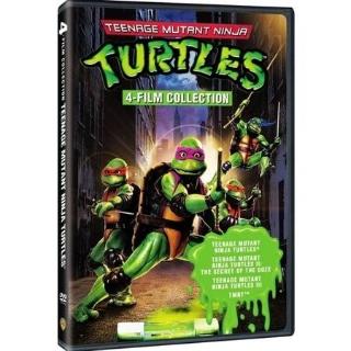 4 Film Favorites: Teenage Mutant Ninja Turtles (Bundle)| Vudu