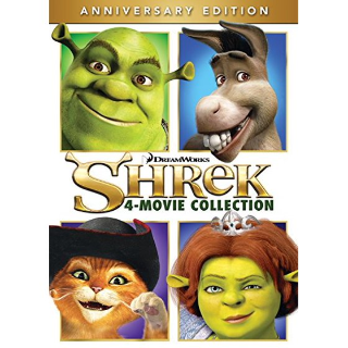 Shrek: The Whole Story 4-Movie Collection (Bundle) | Vudu