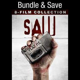 Saw 8-Film Collection (Bundle) | Vudu