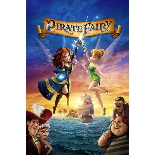 Tinker Bell and the Pirate Fairy | Google Play GP Code