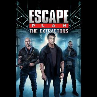 Escape Plan: The Extractors (2019) | Vudu