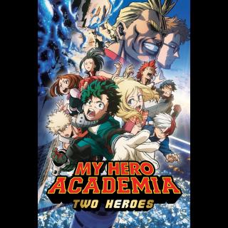 My Hero Academia: Two Heroes (Dual Language Bundle) | Vudu
