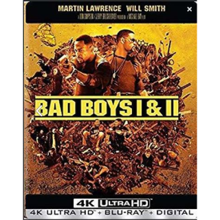 Bad Boys I & II (Bundle)| Vudu