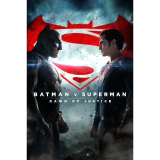 Batman v Superman: Dawn of Justice (Theatrical and Extended Cut)