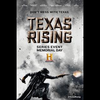Texas Rising: Season 1 | Vudu