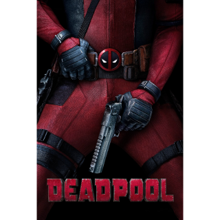 Deadpool | GP Port to Vudu MA