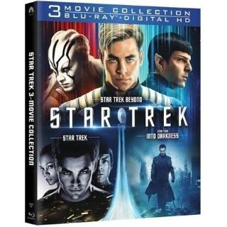 Star Trek 3-Movie Collection Bundle | Vudu