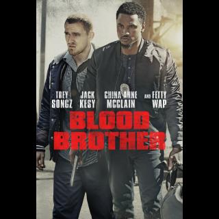 Blood Brother (2018)   Vudu