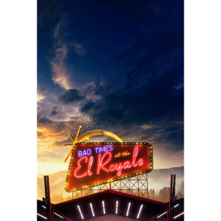 Bad Times at the El Royale 4K UHD | Vudu