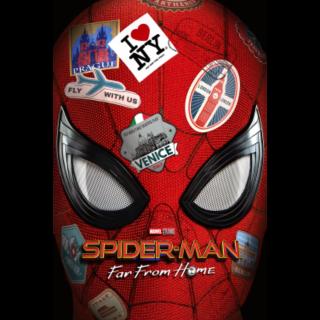 Spider-Man: Far from Home (2019) 4K UHD | Vudu