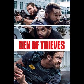 Den of Thieves | Vudu