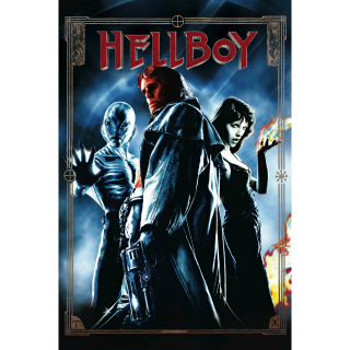 Hellboy (2004) 4K UHD   Vudu