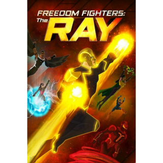 Freedom Fighters: The Ray (2018) | Vudu