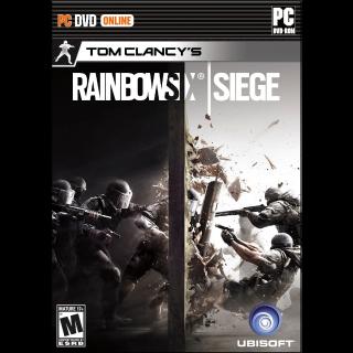 Tom Clancy's Rainbow Six Siege - GLOBAL
