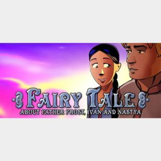 Fairy Tale About Father Frost, Ivan and Nastya - Steam Key GLOBAL [ Instant Delivery ]