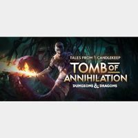 Tales from Candlekeep: Tomb of Annihilation - Steam Key GLOBAL [ Instant Delivery ]