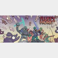 Fluffy Horde - Steam Key GLOBAL [ Instant Delivery ]