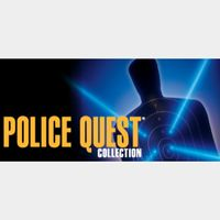 Police Quest Collection - Steam Key GLOBAL [ Instant Delivery ]
