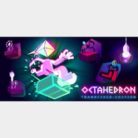 Octahedron: Transfixed Edition - Steam Key GLOBAL [ Instant Delivery ]