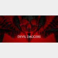 Devil Daggers - Steam Key GLOBAL [ Instant Delivery ]