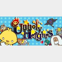 Unholy Heights - Steam Key GLOBAL [ Instant Delivery ]