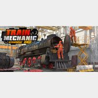 Train Mechanic Simulator 2017  - Steam Key GLOBAL [ Instant Delivery ]