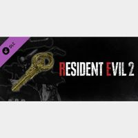 RESIDENT EVIL 2 - All In-game Rewards Unlock  - Steam Key GLOBAL [ Instant Delivery ]
