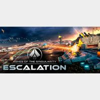 Ashes of the Singularity: Escalation - Steam Key GLOBAL [ Instant Delivery ]