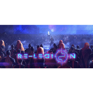 Re-Legion - Steam Key GLOBAL [ Instant Delivery ]