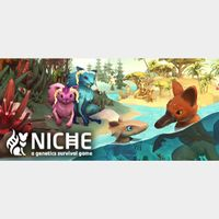 Niche - a genetics survival game  - Steam Key GLOBAL [ Instant Delivery ]