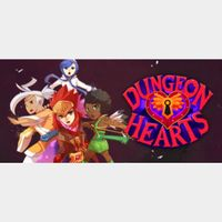 Dungeon Hearts - Steam Key GLOBAL [ Instant Delivery ]