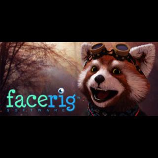 FaceRig - Steam Key GLOBAL [ Instant Delivery ]