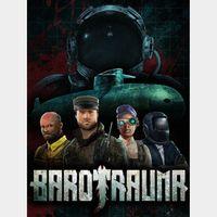 Barotrauma - Steam Key GLOBAL [ Instant Delivery ]