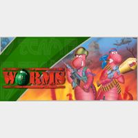 Worms - Steam Key GLOBAL [ Instant Delivery ]