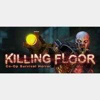 Killing Floor 1 - Steam Key GLOBAL [ Instant Delivery ]