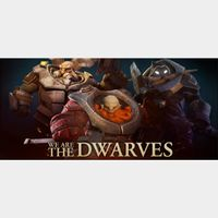 We Are The Dwarves - Steam Key GLOBAL [ Instant Delivery ]