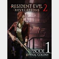 Resident Evil Revelations 2: Episode 1 - Penal Colony - Steam Key GLOBAL [ Instant Delivery ]