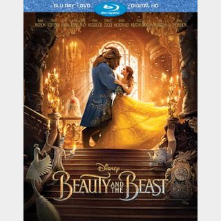 Beauty and the Beast (2017) / wxkr🇺🇸 / $2 clearance! / 🍿😈 / HD GOOGLEPLAY