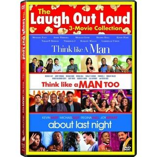 LAUGH-OUT-LOUD 3-MOVIE / 🇺🇸 / $2 clearance! / 🍿😈 / About Last Night + Think Like A Man 1 and 2 / SD MOVIESANYWHERE