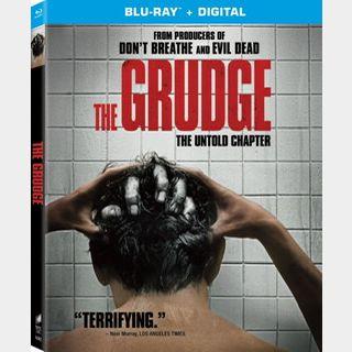 The Grudge (2020) / 🇺🇸 / HD MOVIESANYWHERE, HD VUDU