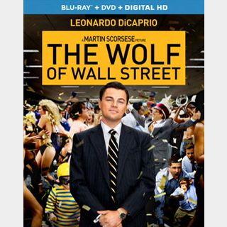 The Wolf of Wall Street (2013) / kser🇺🇸 / HD ITUNES code / redeem @ itunes / NO PORT