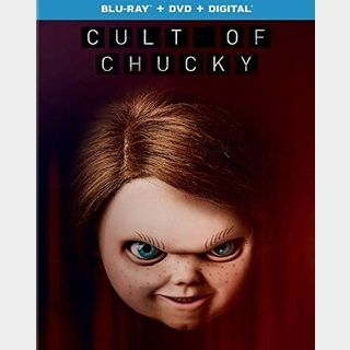 Cult of Chucky (2017) / skbo🇺🇸 / UNRATED / HD MOVIESANYWHERE, HD VUDU