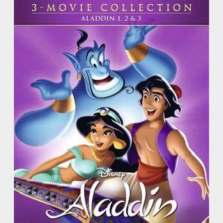 aladdin 4-movie collection — googleplay