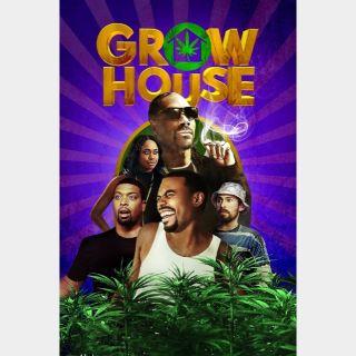 Grow House (2017) / 🇺🇸 / HD MOVIESANYWHERE, HD VUDU