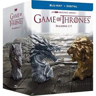 GAME OF THRONES / set4🇺🇸 / 🧨LTP! / SEASON 1–7 only / HD GOOGLEPLAY codes