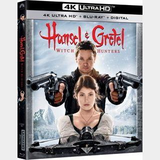 Hansel & Gretel: Witch Hunters (2013) / 🇺🇸 / 4K UHD VUDU, 4K UHD ITUNES / NO PORT