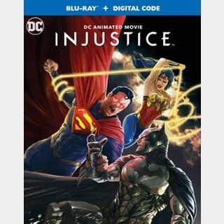 Injustice (2021) / 🇺🇸 / HD MOVIESANYWHERE, HD VUDU