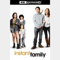 4K Instant Family > iTunes