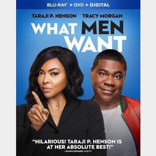 What Men Want (2019) / ksel🇺🇸 / HD VUDU / NO PORT