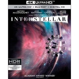 Interstellar (2014) / jcrs🇺🇸 / 4K UHD ITUNES code / redeem @ itunes / NO PORT